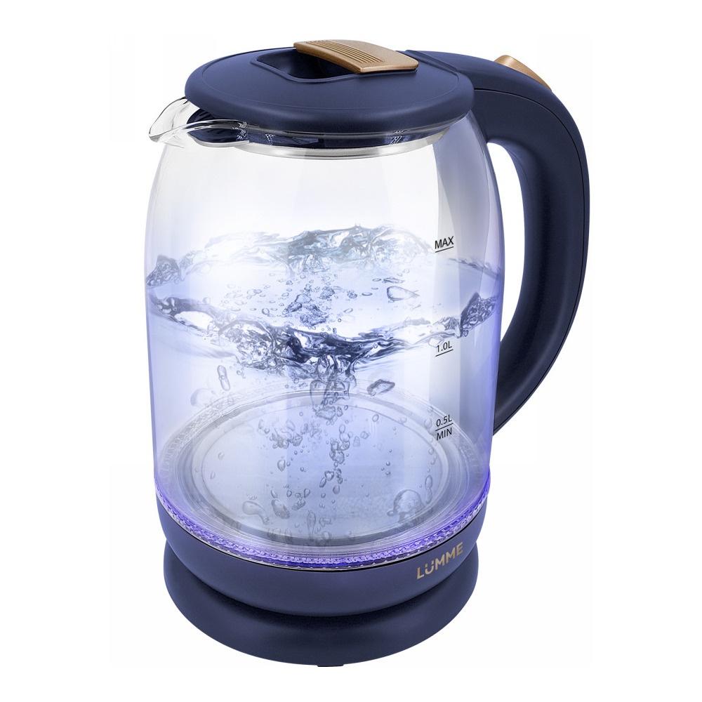 Электрический чайник LUMME LU-142 чайник электрический lumme lu 218 темная яшма