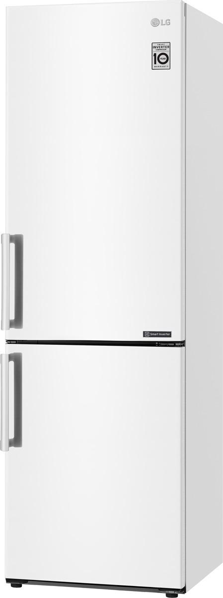 Холодильник LG GA-B459BQCL, белый