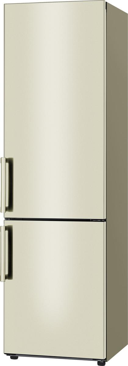 Холодильник LG GA-B509BEJZ, бежевый