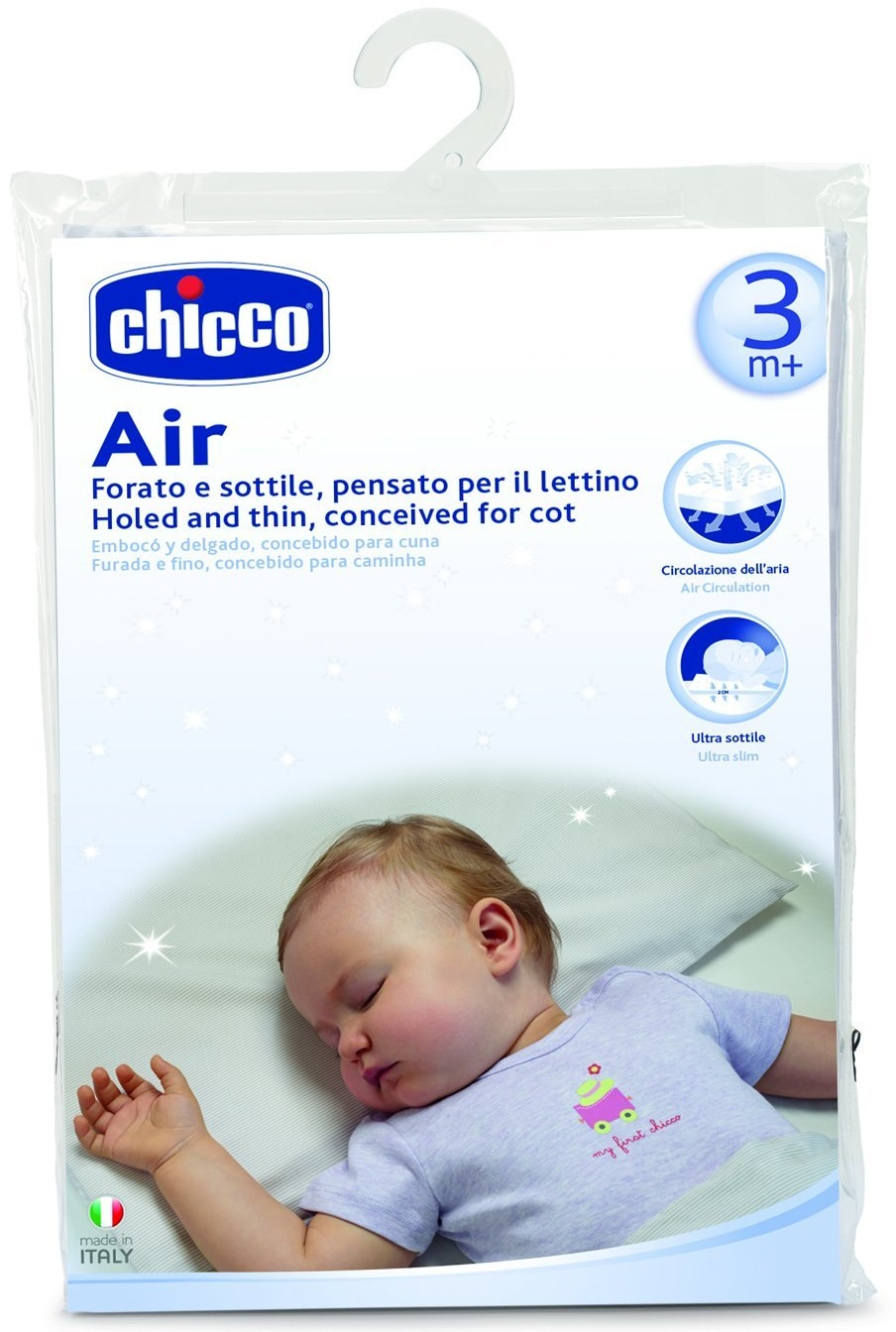 Детская подушка Chicco Air, белый