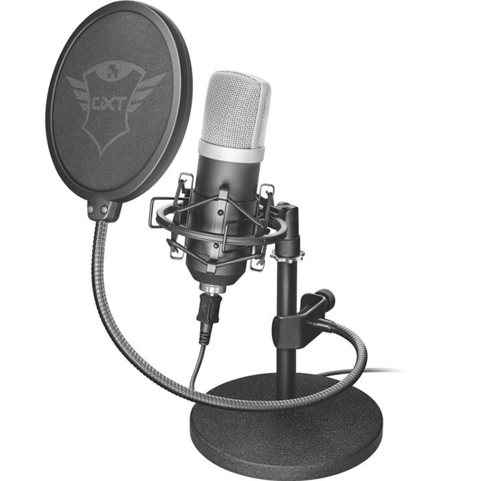 Микрофон Trust GXT 252 Emita, черный gxt cross page 4