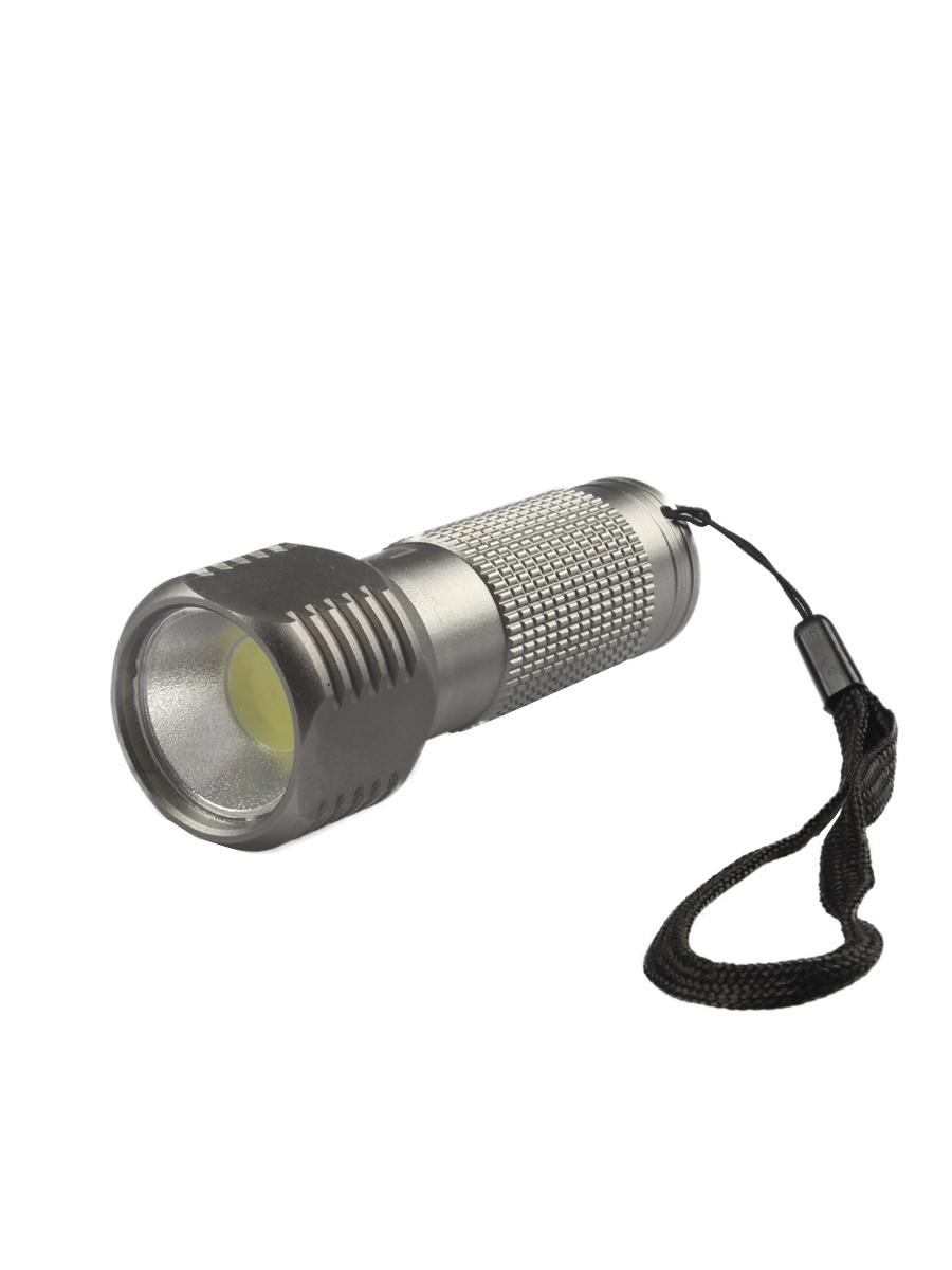 Ручной фонарь L.A.G. Lxi, серебристый