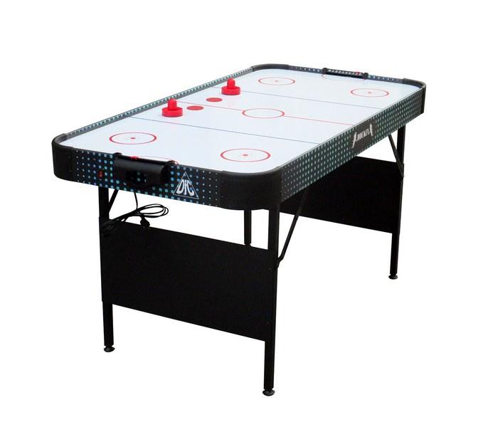 Игровой стол DFC MANILA аэрохоккей, черный Dfc