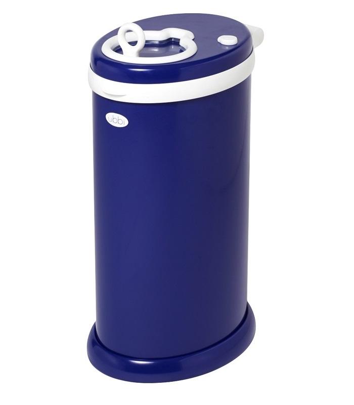 Утилизатор подгузников Ubbi Накопитель для использованных подгузников фреш клаб пакеты для использованных подгузников 100шт
