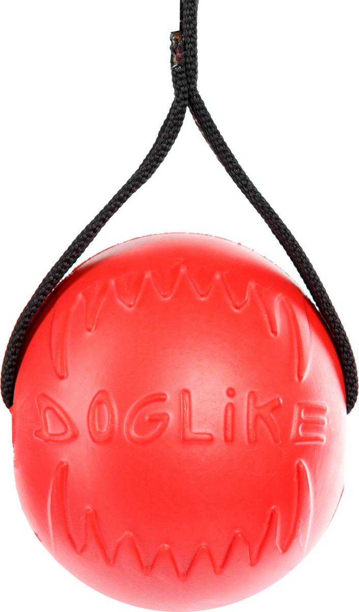 """Игрушка для собак Doglike """"Мяч с лентой"""", DM-4180"""