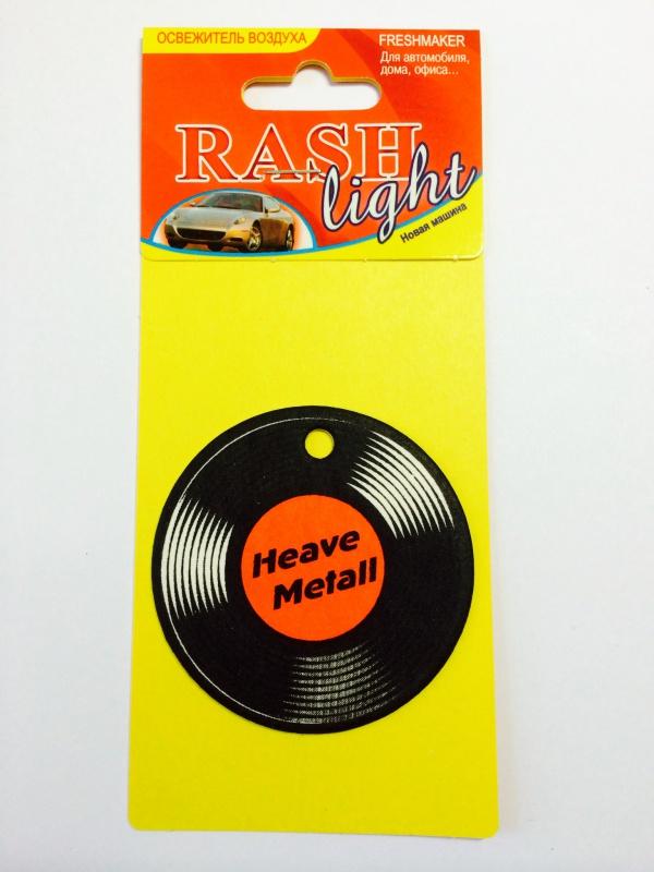 Автомобильный ароматизатор RASH подвесной картонный NEW CAR по 3 шт цена в Москве и Питере