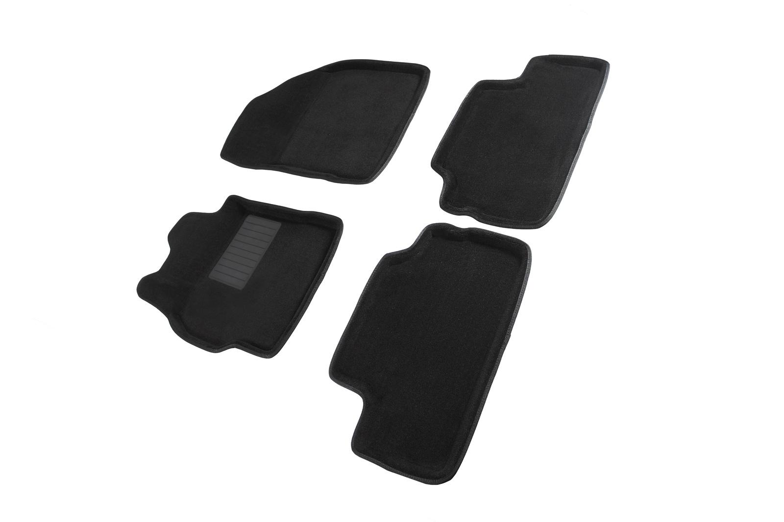 Коврики в салон автомобиля Seintex 3D коврики для Toyota Corolla X (300N/MC) 2007-2013 коврики салона rival для toyota rav4 2013 2015 2015 н в резина 65706001