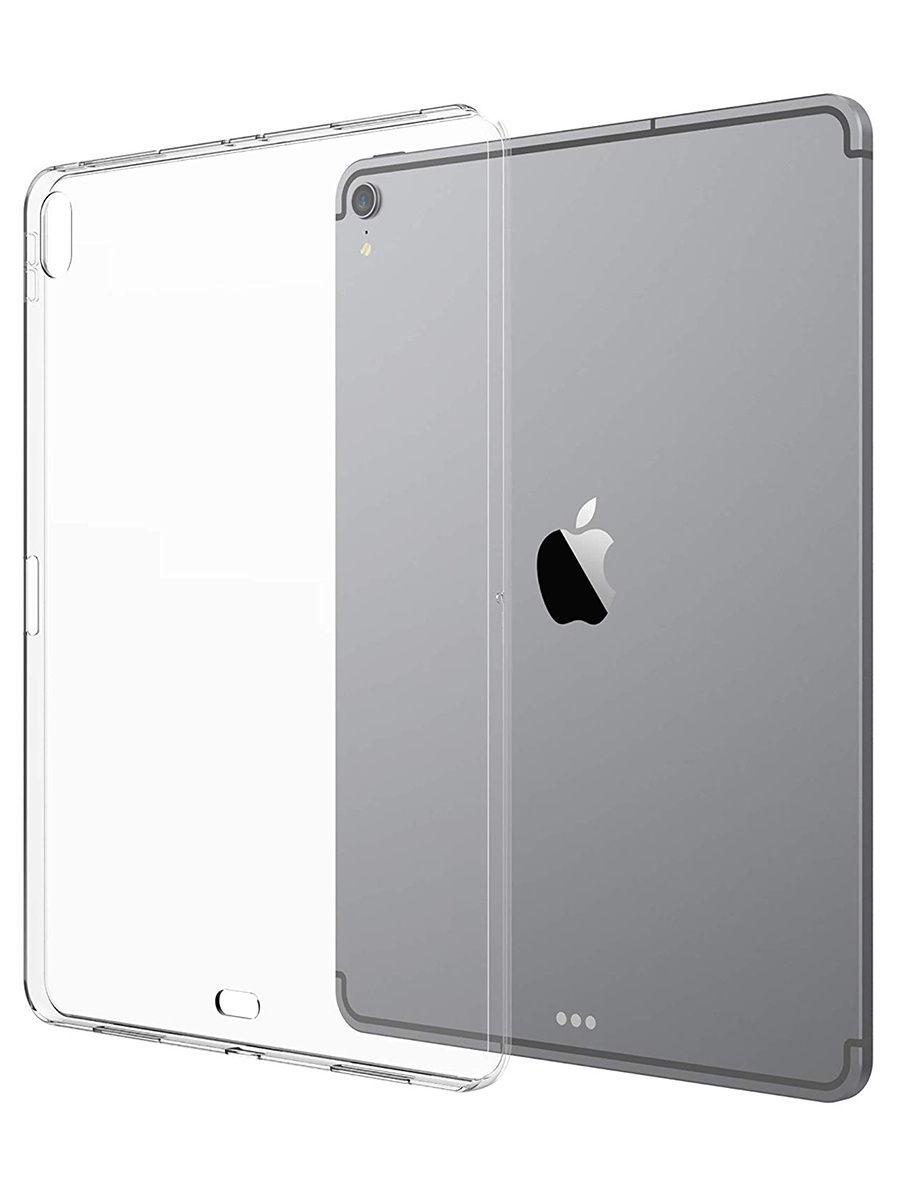 цена на Чехол для планшета With love. Moscow Mono tab для Apple iPad Pro 12,9, прозрачный