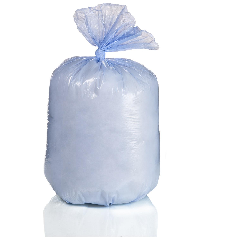 25 пластиковых мешков для Накопителя UBBI фреш клаб пакеты для использованных подгузников 100шт