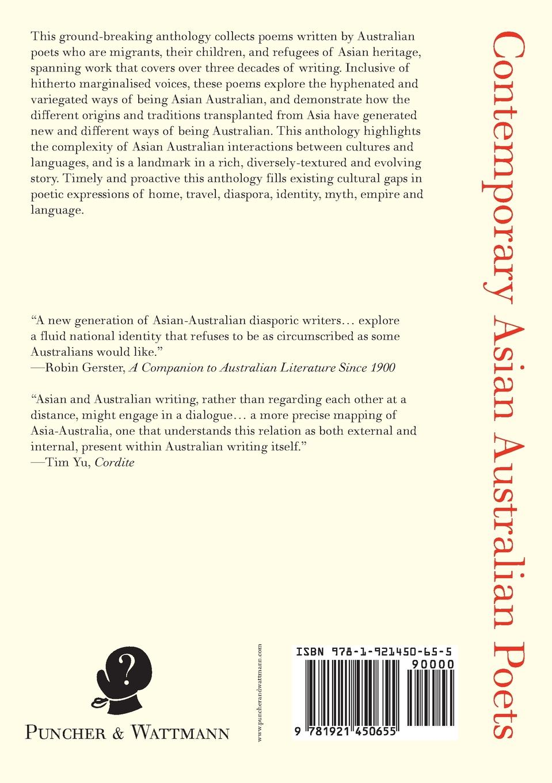 Contemporary Asian Australian Poets origins of poems