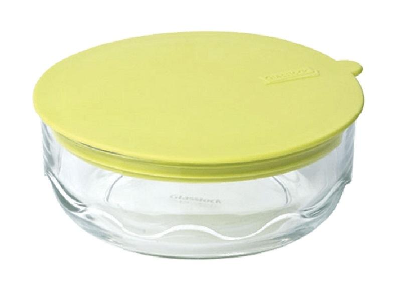 Контейнер пищевой Glasslock RB-604T, прозрачный