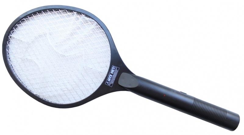 цена на Мухобойка Donfeel Электрическая MX-002, черный