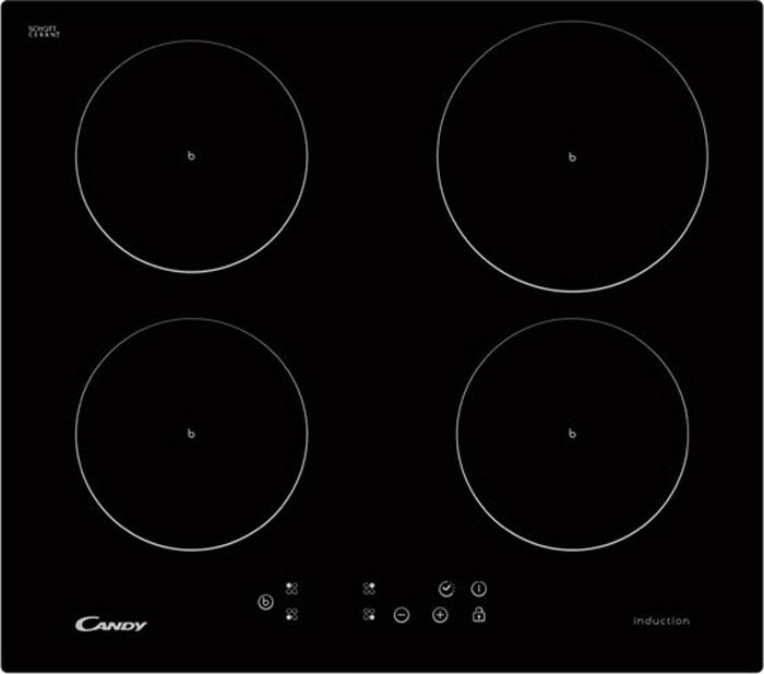 Встраиваемая варочная панель Candy CI 640 CB, мультиколор