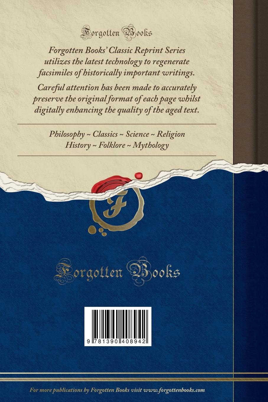 Georges-Louis Leclerc de Buffon Histoire Naturelle, Generale Et Particuliere, Vol. 24. Avec la Description du Cabinet du Roi (Classic Reprint)