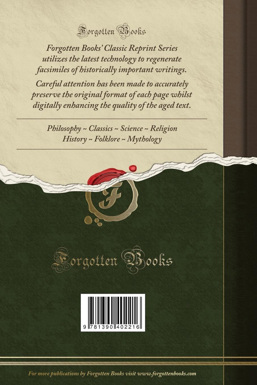 Marcelino Menéndez y Pelayo Cartas de Menendez y Pelayo a Garcia Peres. Publicadas, Com Prefacio e Notas (Classic Reprint) цены