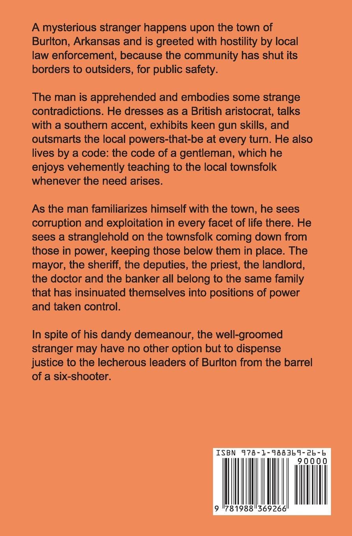 Mike Gagnon A Western Gentleman a stranger in mirror
