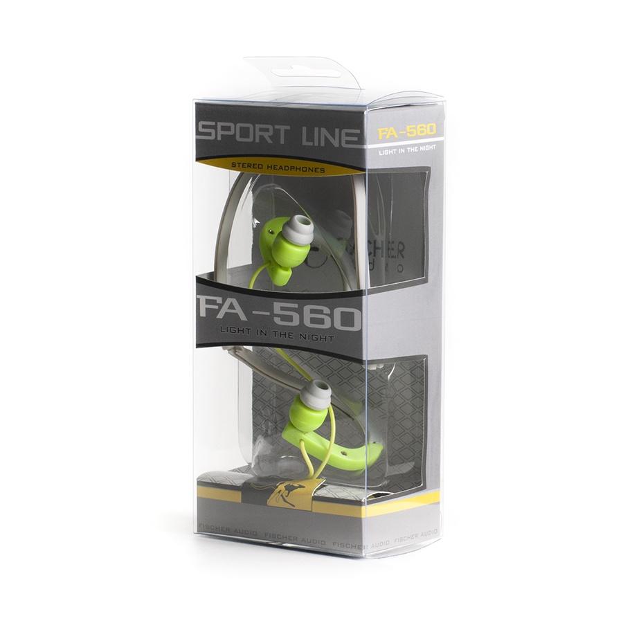Наушники Fischer Audio FA-560, зеленый, светло-зеленый стоимость