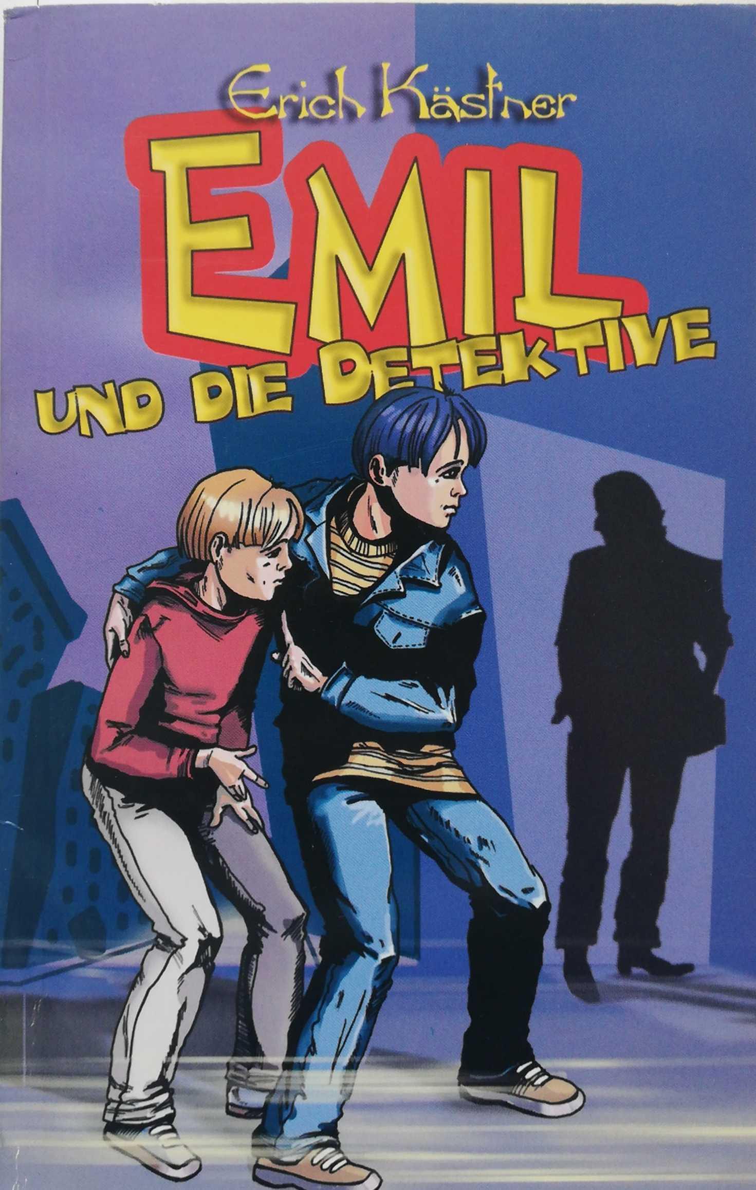 Кестнер Эрих. Emil und die Detektive