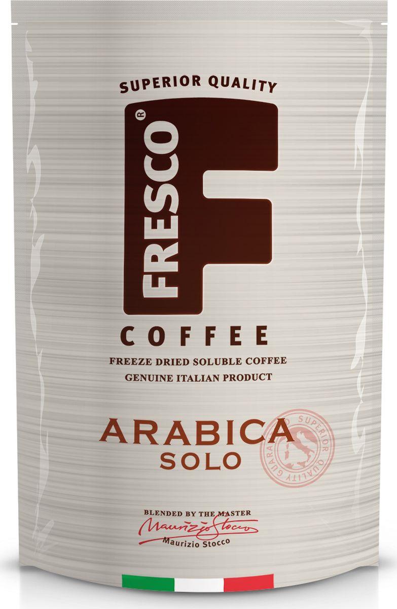 Кофе растворимый Fresco Arabica Solo сублимированный, 75 г today pure arabica кофе растворимый 95 г