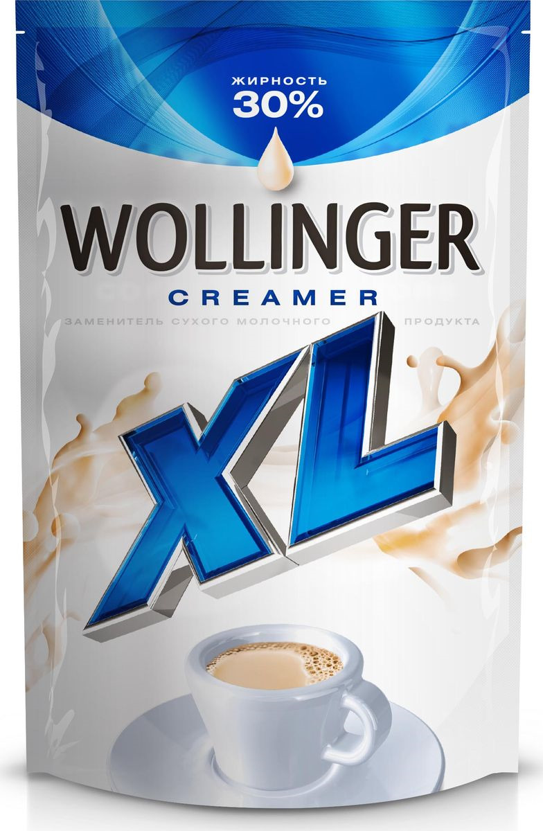 Заменитель сухих сливок Wollinger Creamer XL, 175 г