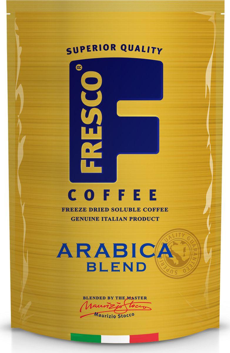 Кофе растворимый Fresco Arabica Blend сублимированный, 95 г today pure arabica кофе растворимый 95 г