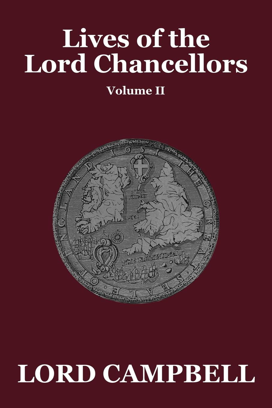 Lord Campbell Lives of the Lord Chancellors Vol. II elizabeth mayne lord of the isle