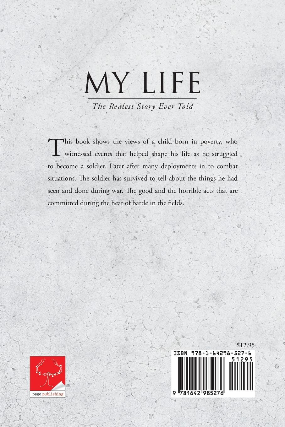 Thomas Moore My Life - The Realest Story Ever Told