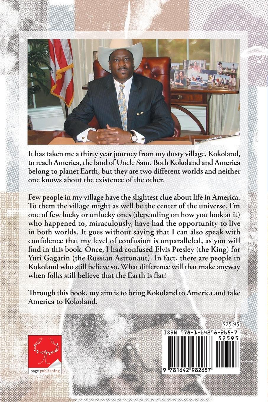 Abba Gony Mustafa i Villager. My Lifetime Journey from Kokoland to America