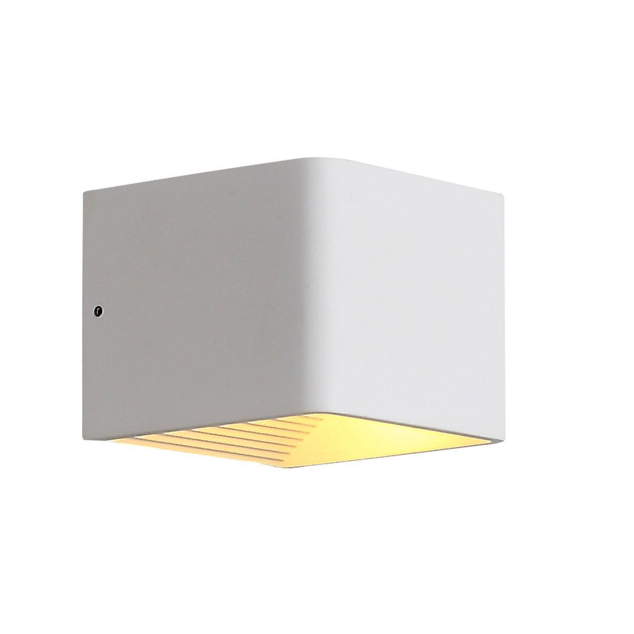 Настенный светильник ST Luce SL455.051.01, белый