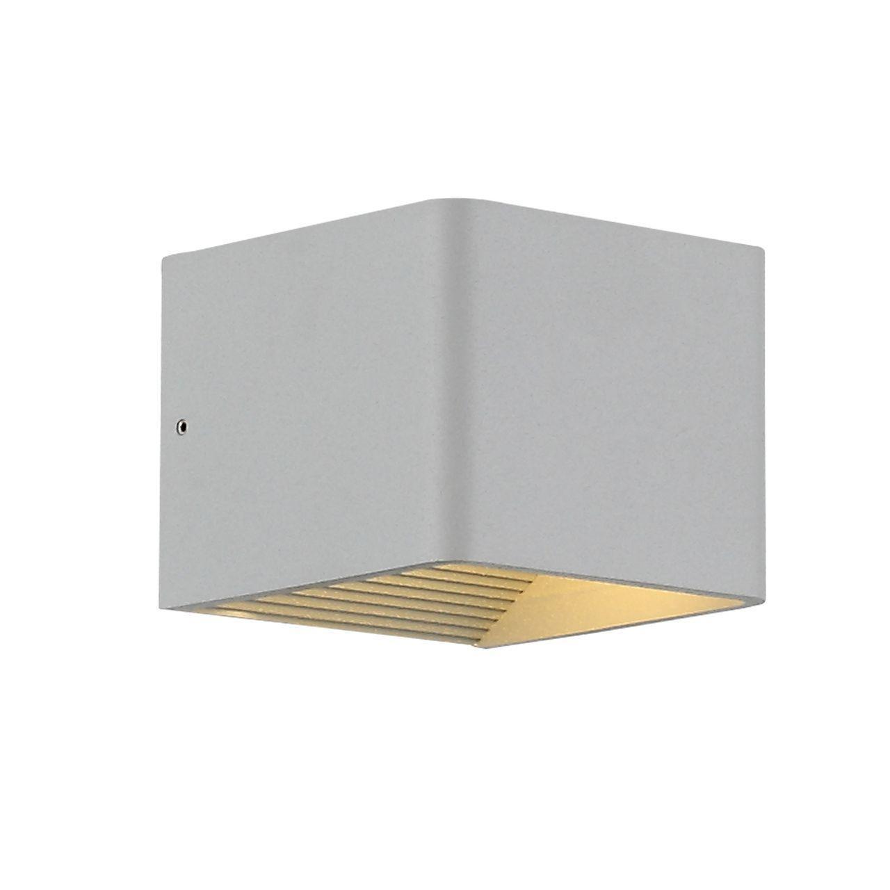Настенный светильник ST Luce SL455.071.01, серый