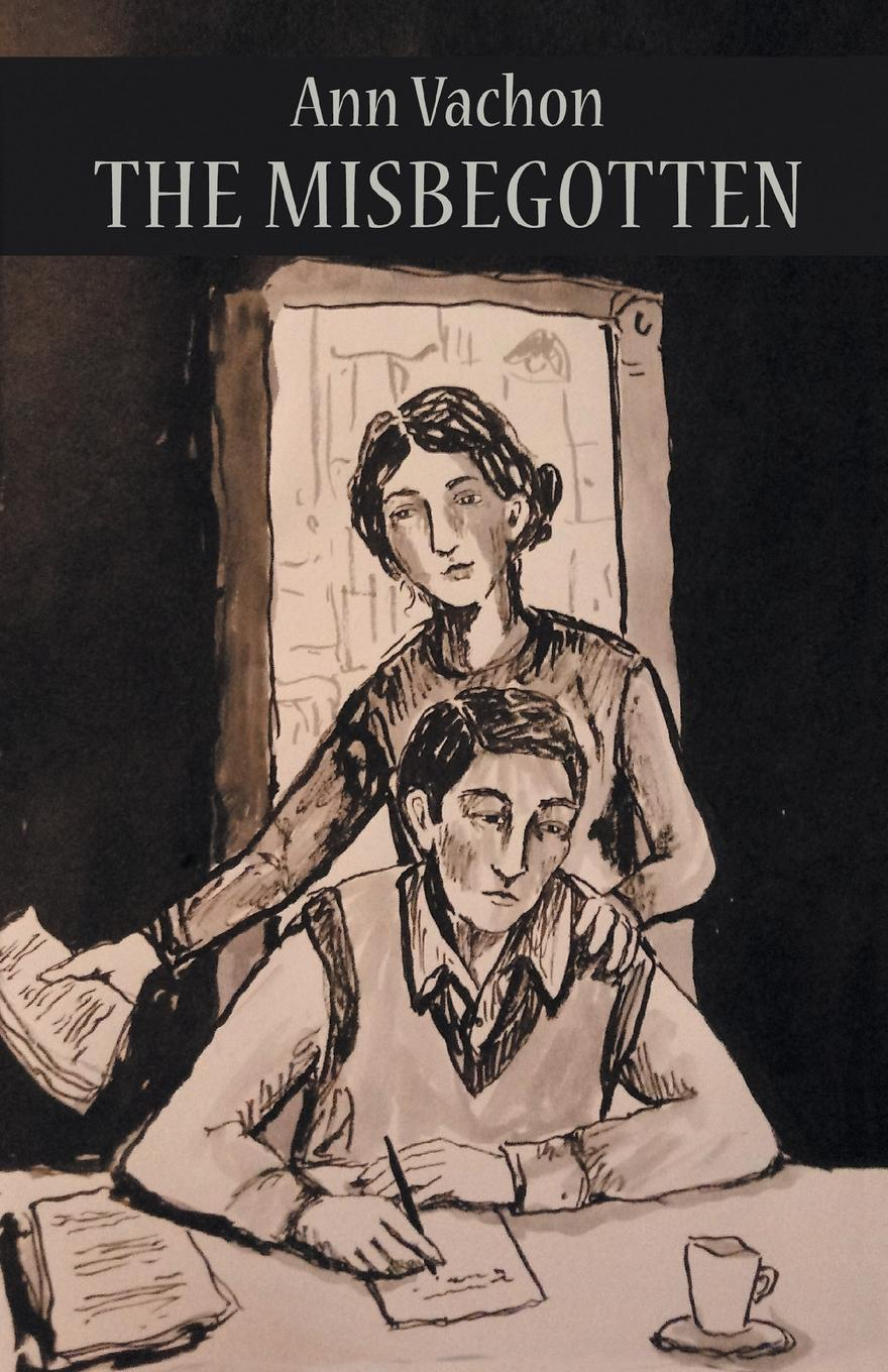 Ann Vachon The Misbegotten margaret way claiming his child