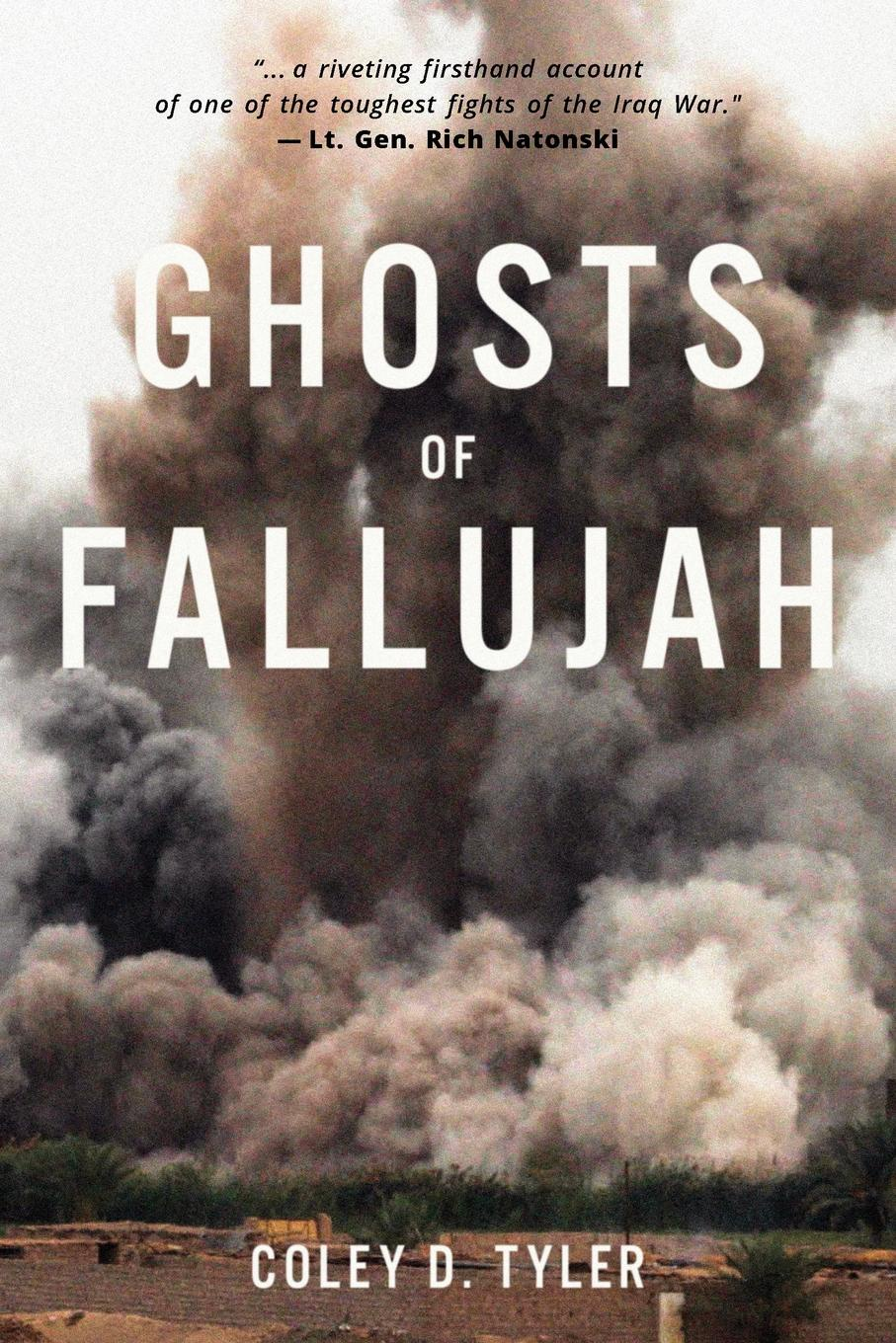Coley D Tyler Ghosts of Fallujah the battle of the blighty bling