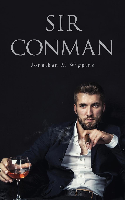 Jonathan M Wiggins Sir Conman i am туфли