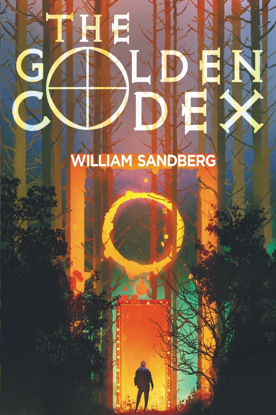William Sandberg The Golden Codex the boy from the basement