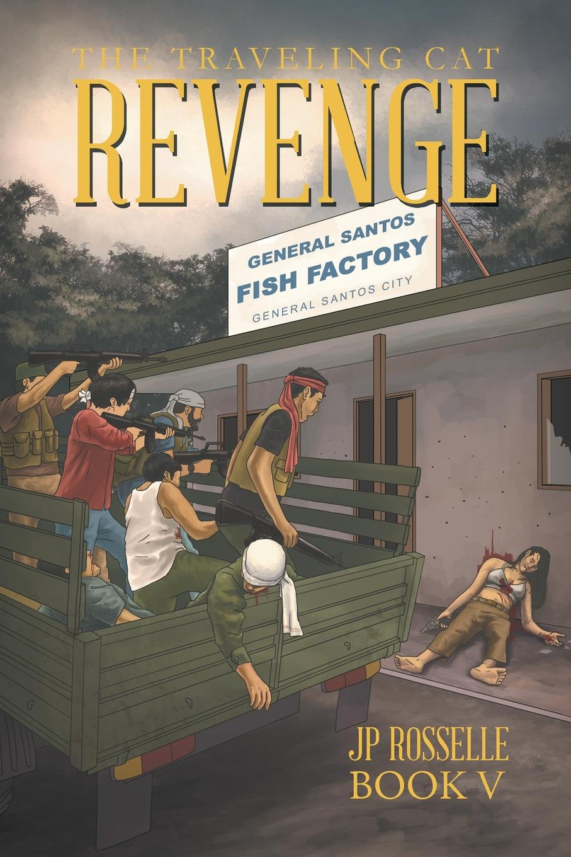 купить James Rosselle The Traveling Cat. Revenge онлайн