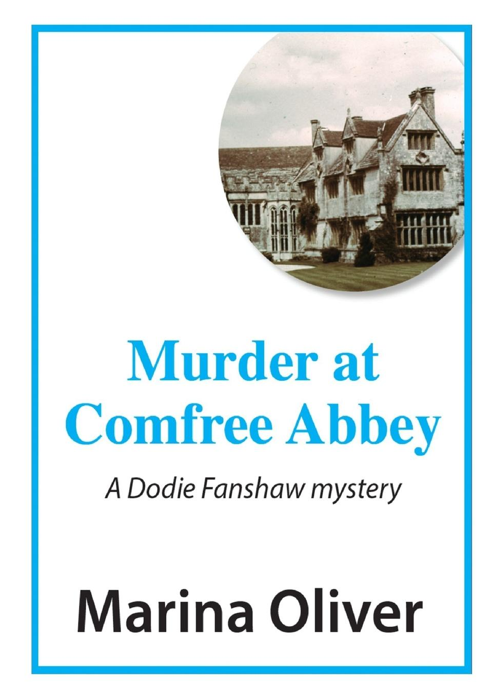 Marina Oliver Murder at Comfree Abbey christmas at downton abbey 2 cd