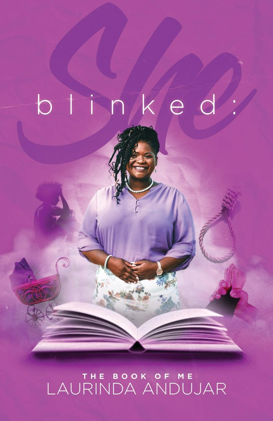 Laurinda Andujar She Blinked. The Book of Me blend she 200809 20006