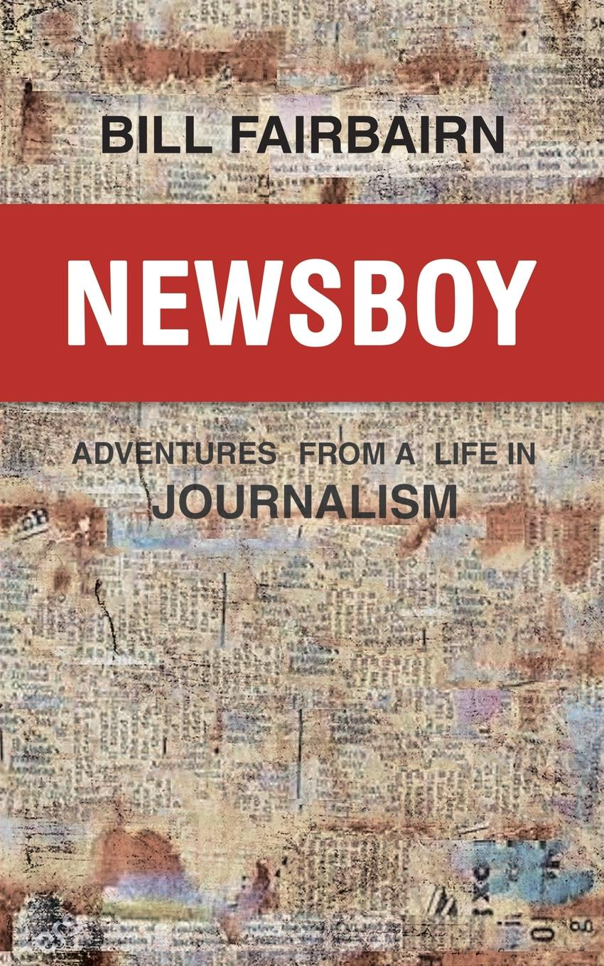 Bill Fairbairn Newsboy недорого