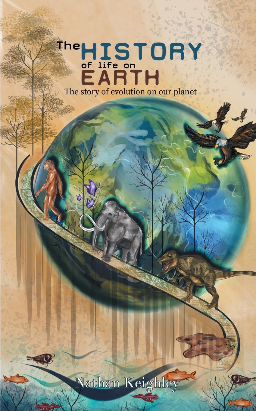 Nathan Keighley The History of Life on Earth shattered self – the end of natural evolution