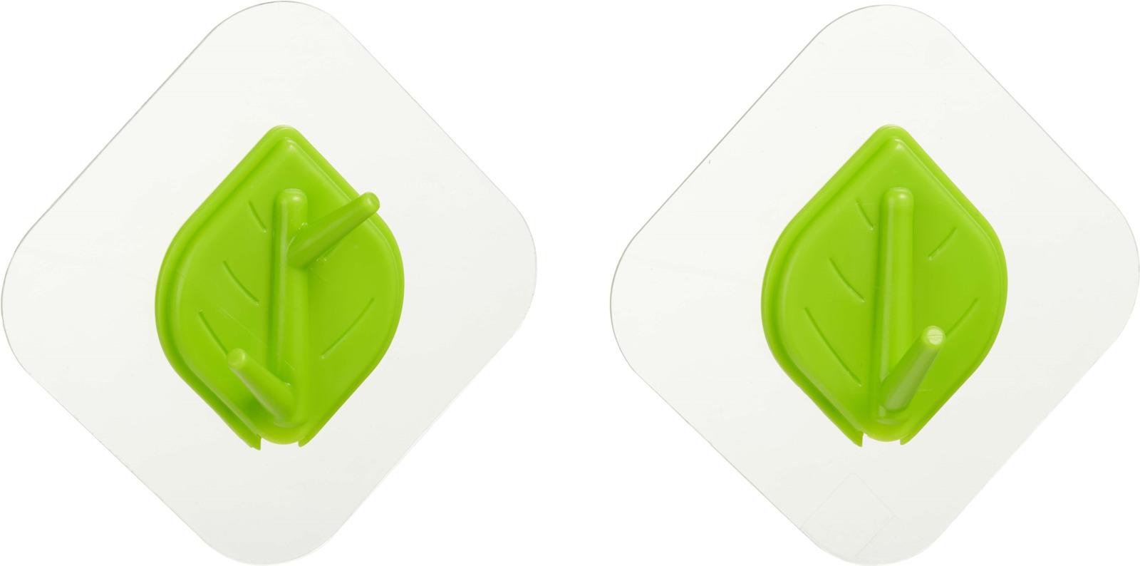 Крючок для ванной Kleber Home, kle-hm029, светло-зеленый, 2 шт стоимость
