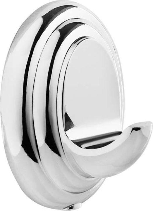 Крючок для ванной Fora Noval, N028, серебристый цена