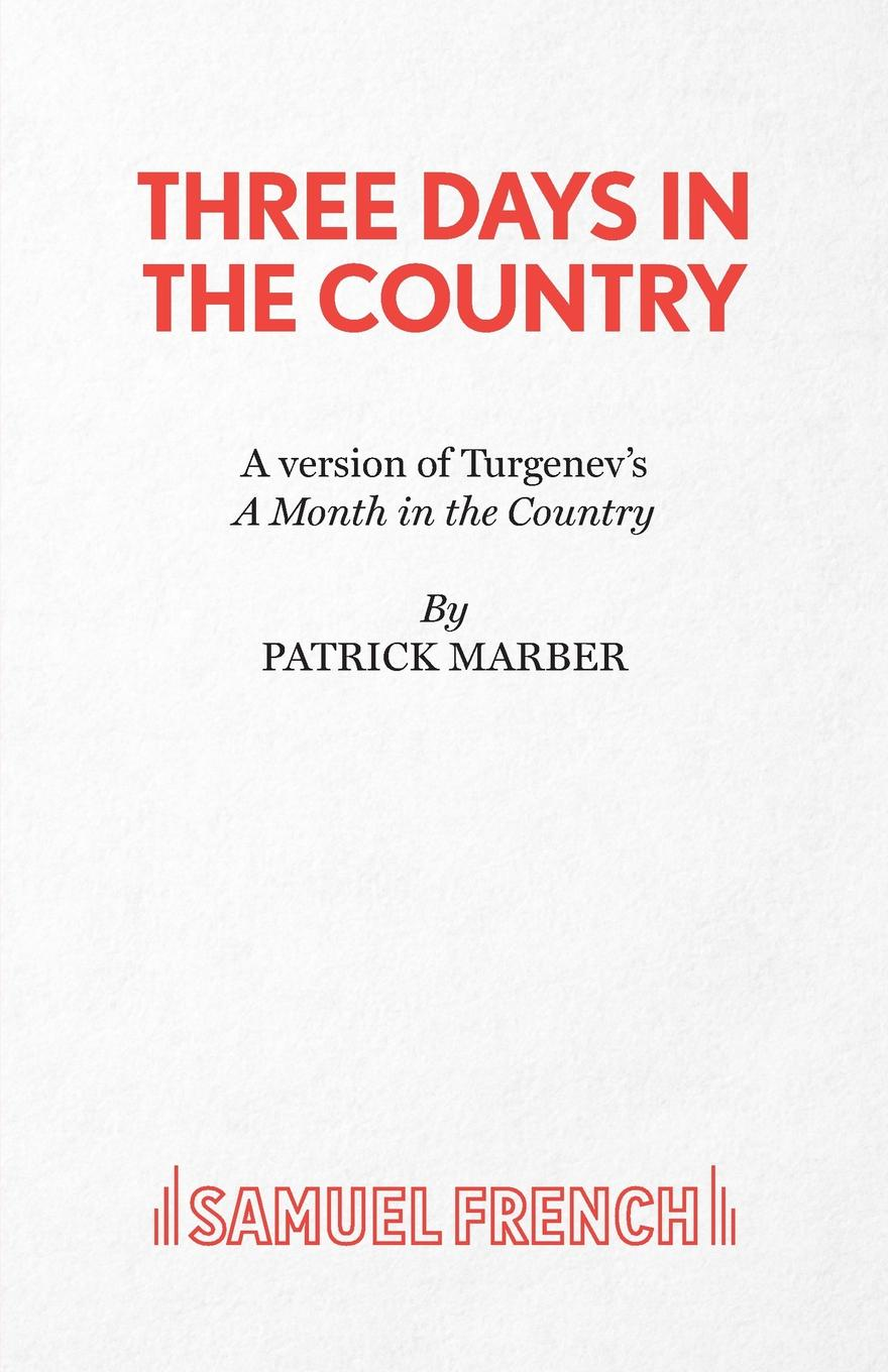 Ivan Turgenev Three Days in the Country