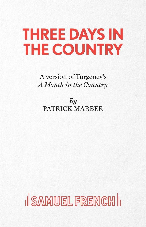 Ivan Turgenev Three Days in the Country цена и фото
