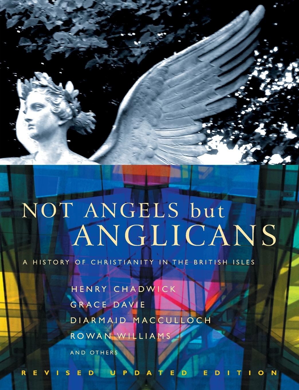 Not Angels But Anglicans. An Illustrated History of Christianity in the British Isles public pulpits methodists and mainline churches in the moral argument of public life