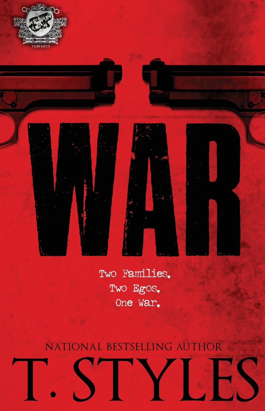 T. Styles War (The Cartel Publications Presents) цена