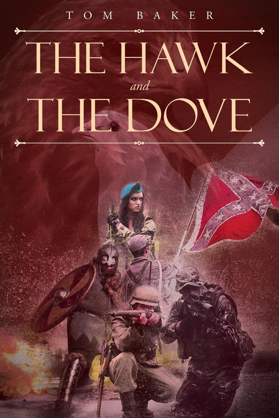 Tom Baker The Hawk and the Dove the killing 2