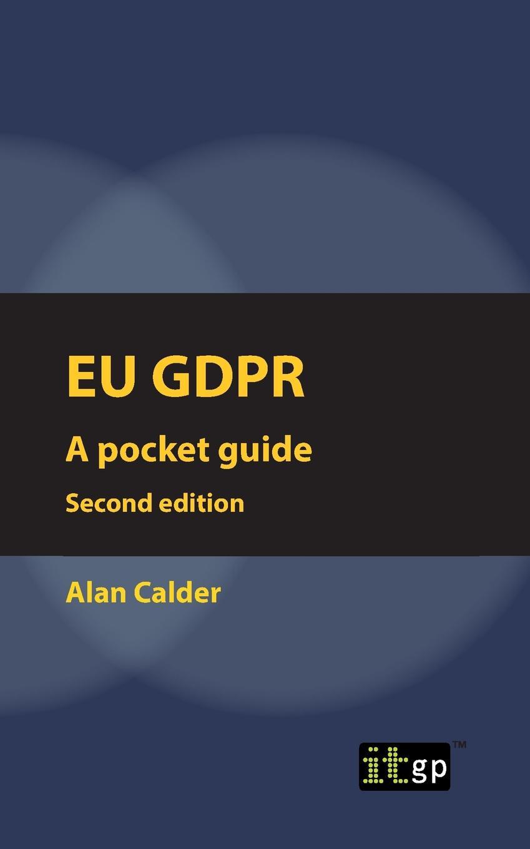 Alan Calder EU GDPR (European) Second edition. Pocket guide eu and nagorno karabakh