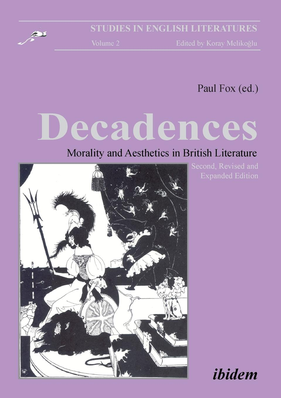 Decadences - Morality and Aesthetics in British Literature. felix j palma the map of time and the turn of the screw