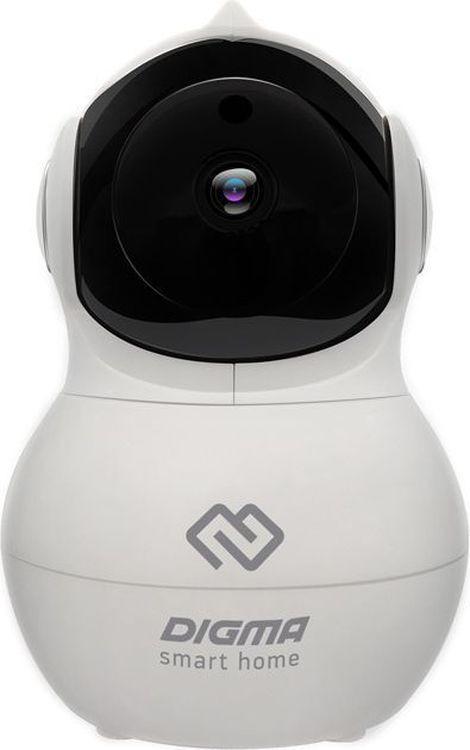Камера видеонаблюдения Digma DiVision 400 2.8-2.8мм, белый, черный камера видеонаблюдения digma division 400 2 8 2 8мм белый черный