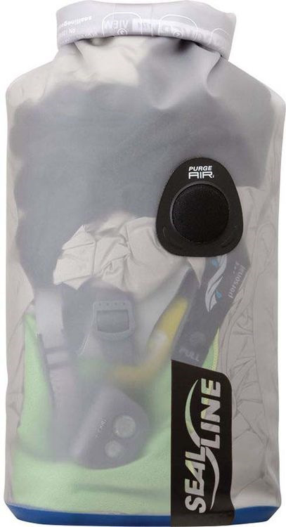 Гермомешок Sealline Discovery View Dry Bag, 09658, синий, 5 л